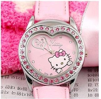 06-hello-kitty-pink-fashion-watch