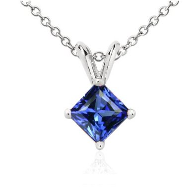 15-1-00-carat-authentic-gemstone-simulated-princess-cut-sapphire-pendant-set-in-925-sterling-silver