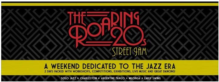 Roaring 20s Street Jam